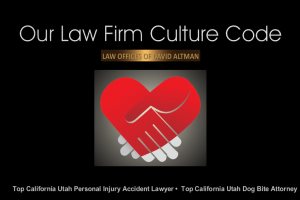 Utah Injury Lawyer Auto Accident Attorney