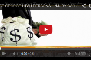 Utah Auto Accident Injury Lawyer